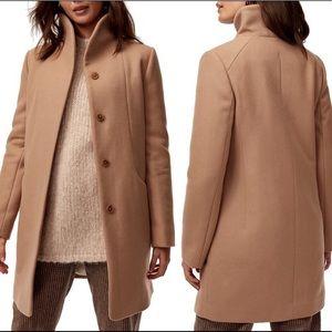 Aritzia Wilfred Cocoon Coat
